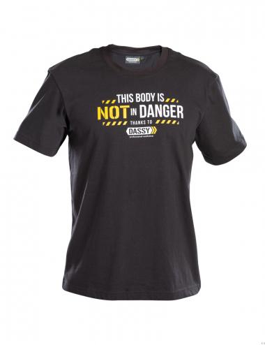 Dassy Alonso T-Shirt Herren - 180 g/m²