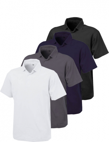 Dassy Leon Poloshirt Herren - 220 g/m²
