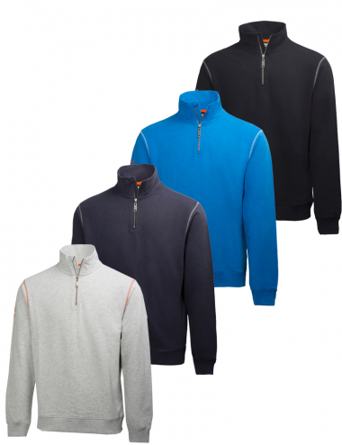 Helly Hansen Oxford Sweatshirt Herren